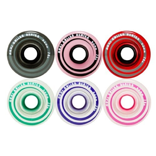 Moxi Gummy Outdoor Wheels 4pk