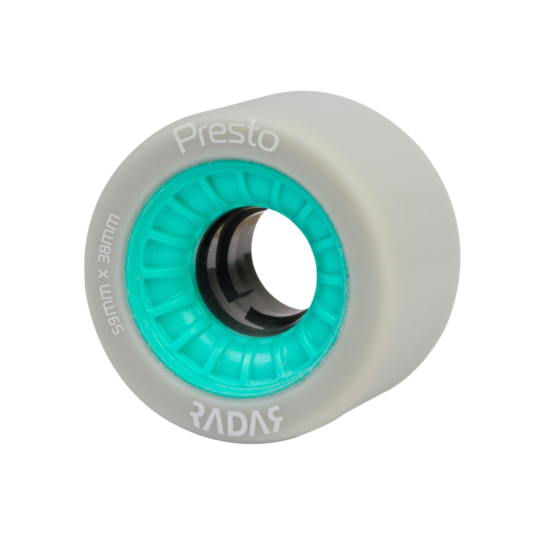 Radar Presto Indoor Wheels 4pk