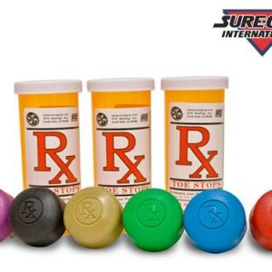 Sure-Grip RX Toe Stops
