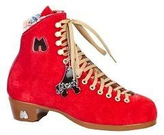 Moxi Lolly Poppy Red - Boot Only