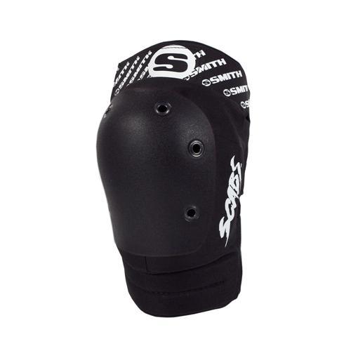 Smith Scabs Black Elite Knee Pads