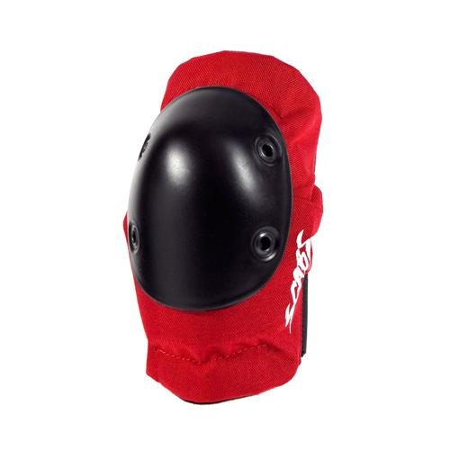 Smith Scabs Red Elite Elbow Pads
