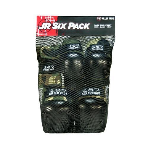 187 Junior 3 Pack