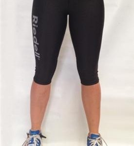 Riedell Compression Leggings Womens 3/4 Length