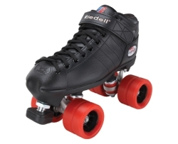 Riedell R3 Derby with Smith Gear