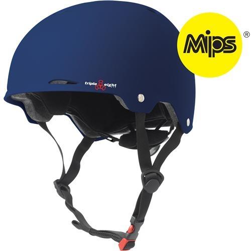 Triple 8 Gotham EPS DIal Adjust MIPS Helmet - Rubber
