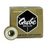 Qube Gold Swiss 16pk Bearings