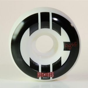 Reckless CIB 58mm Park Wheels