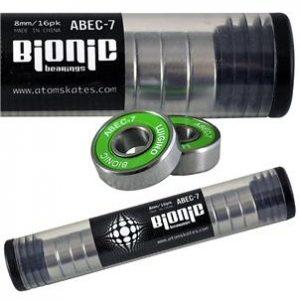 Bionic ABEC7 Bearing Set 2017 8mm
