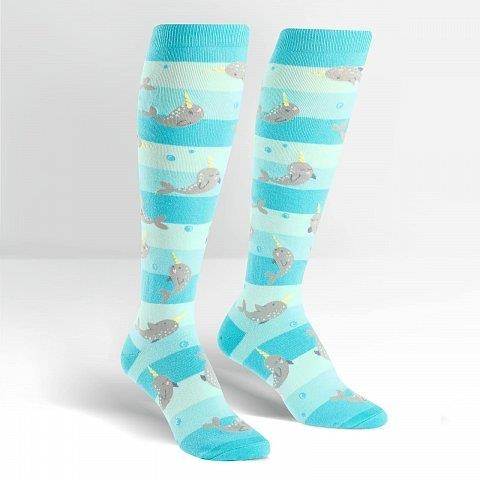 Sock It To Me Knee High - Unicorn of the Se