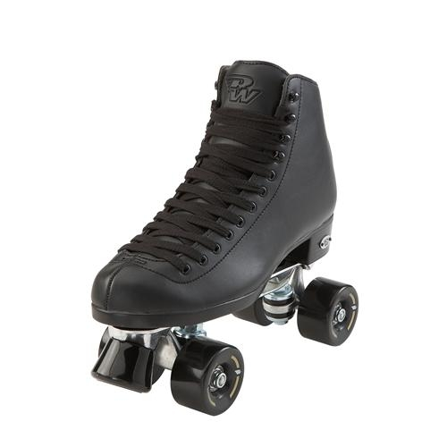Black Riedell Wave Recreational Skates